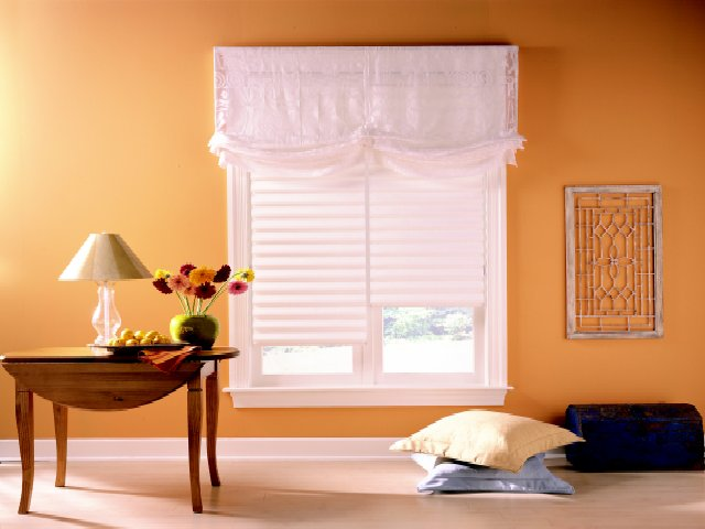 Roman Shades In Charlotte Amp Raleigh Nc Carolina Blind