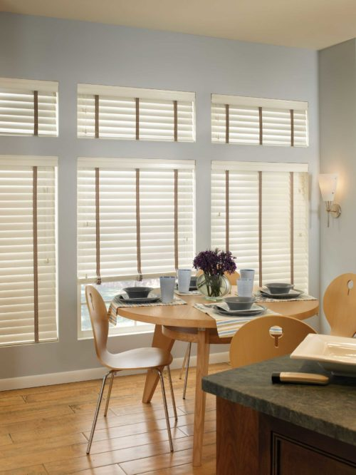 Faux Wood Blinds Carolina Blind Crafters